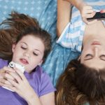 Generación de redes sociales de niños